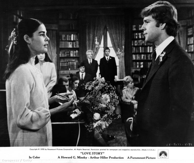 A legromantikusabb filmek listáján a 9