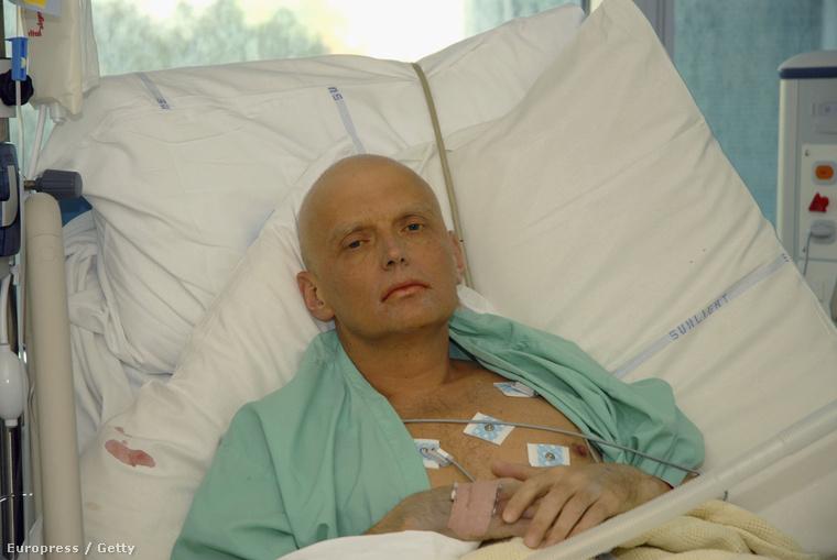 Alekszandr Litvinyenkó