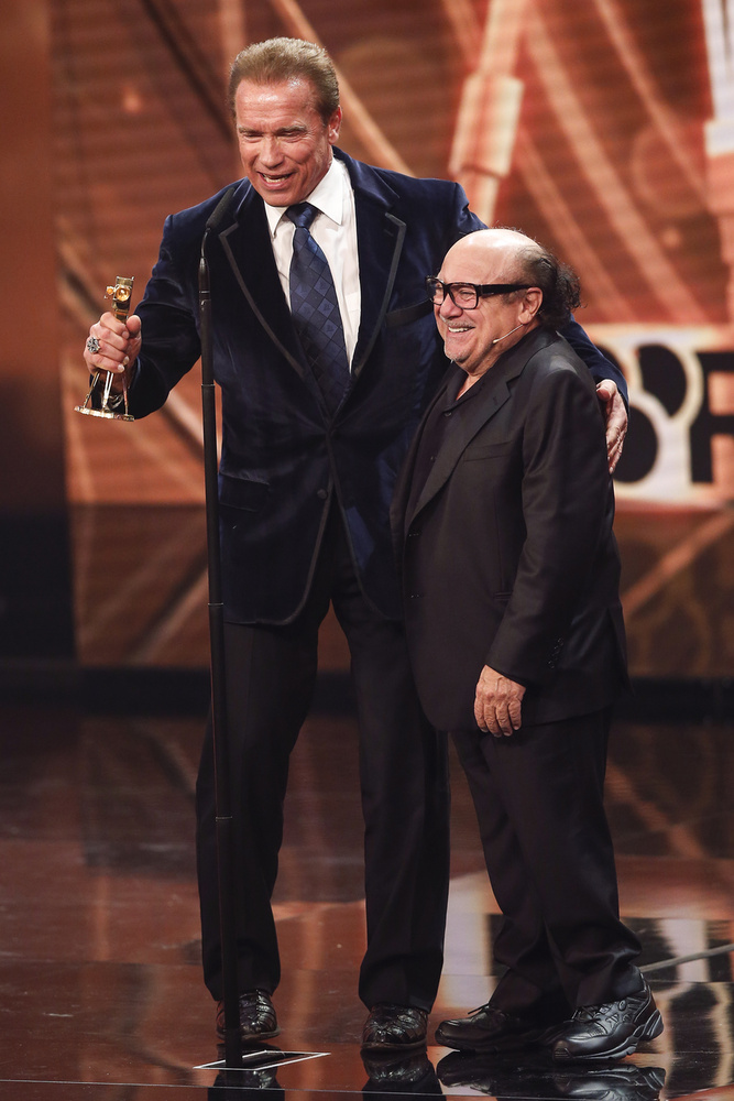 Péntek este tartották Hamburgban a németek Golden Globe-ját, a Goldene Kamera díjátadót, amin ismert hollywoodi színészek is megjelentek.
