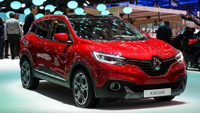 Qashqai-alapok, de a lemezek, a hajtáslánc és az elektromosság Renault