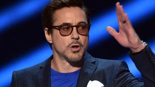 Robert Downey Jr erősen macsó is tud lenni gatyában