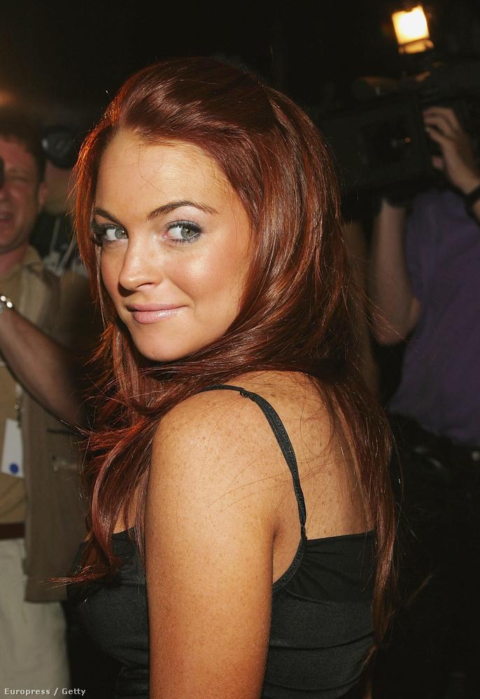 Viszlát Lindsay Lohan, viszlát mimika