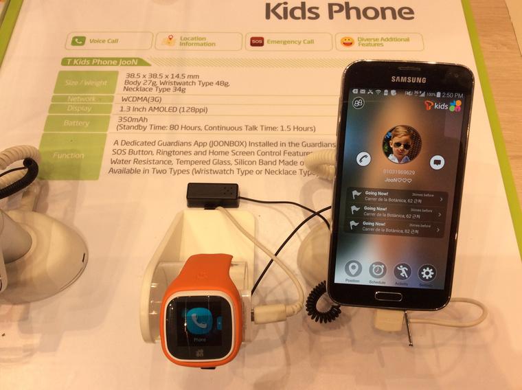 Okosóra a koreai gyerekeknek az SK Telecomnál