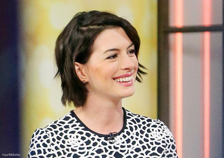 Anne Hathaway barnán