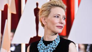 Cate Blanchett kislányt fogadott örökbe