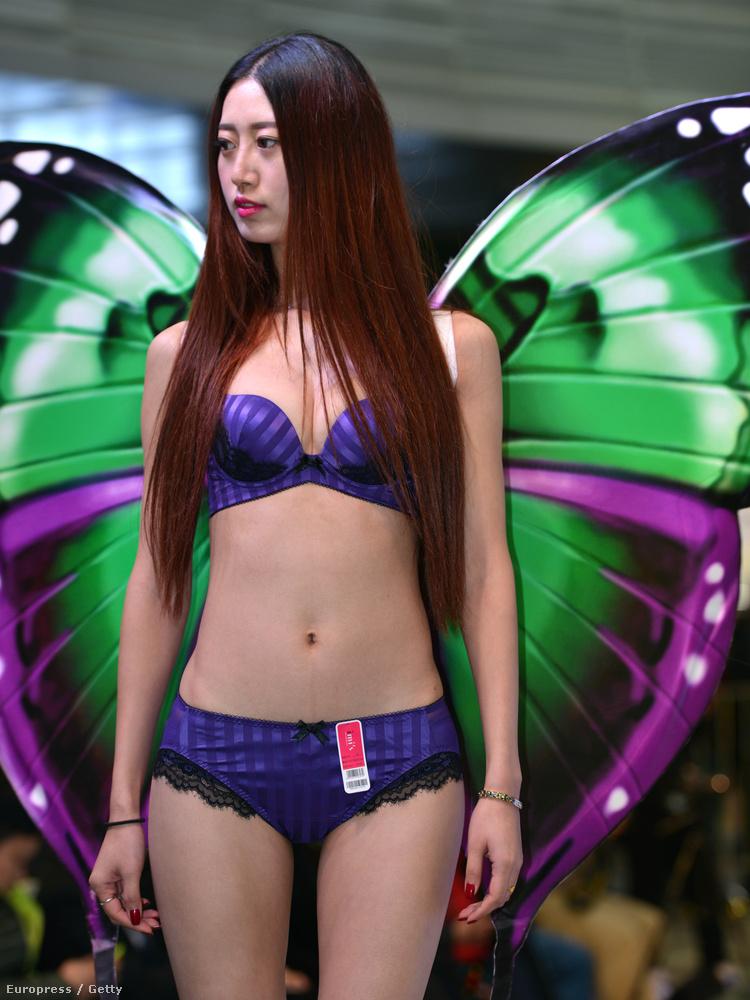 Nagyon türelmetlenek lehetnek amúgy Kínában, hiszen az eredeti Victoria's Secret idén februárban jelentette be, hogy Kínában is elkezd terjeszkedni
