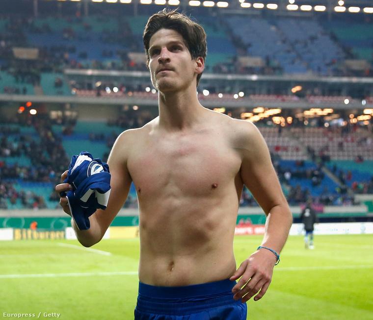 Timm Klose március negyedikén az RB Leipzig elleni meccs után