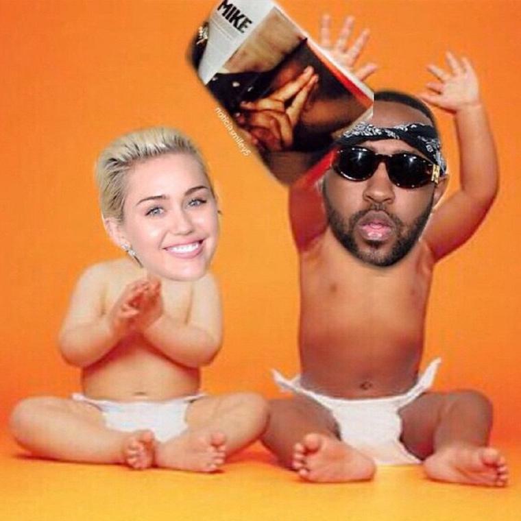 Az a lényeg, hogy minden egyes alkalommal, amikor felbosszantja Miley Cyrus feltűnősködése, térjen vissza ide! Rá fog jönni, hogy az énekesnő trash egyik legnagyobb királynője