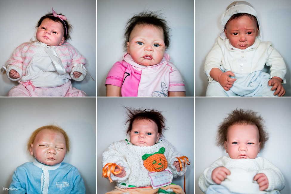 A képriport összeállításához meglehetősen nehéz volt interjúalanyokat találni, ugyanis az élethű babák tulajdonosainak többsége fél a megbélyegzéstől és a szenvedélyüket érő negatív hangoktól. Minden általunk megkeresett rebornbaba-tulajdonos és -készítő azt mondta, találkozik olyan véleményekkel, amelyek betegesnek, ijesztőnek, veszélyesnek tartják a babázást. Az élethű babákkal kapcsolatban az ABC Newsnak nyilatkozó pszichiáter, Sue Varma azt mondta, a rebornok gyűjtése csak akkor jelent problémát, ha ez jelenti a kizárólagos társas interakciót, támaszt egy ember életében.                          Kutatások bizonyították, hogy ha egy kisbabát megölelünk, akkor megnövekszik szervezetünkben a bizalomért és rajongásért felelős oxytocin hormonszint. Arra vonatkozó vizsgálat még nem készült, hogy ugyanez a reakció történik-e, amikor egy élethű babát ölelünk, de Varma azt mondta az ABC-nek, hogy nem lenne meglepve, ha mégis. Egy másik pszichiáter szakember, Gail Saltz szerint – bár ő is kiemeli, hogy erre vonatkozó átfogó vizsgálat nem készült – gyakran valamilyen veszteség, elhalt magzat, abortusz, elvesztett gyermek, vagy maga a gyermektelenség fájó súlya miatt kezd el valaki reborn babát gyűjteni. Saltz is azon a véleményen van, hogy egy ilyen baba segíthet feldolgozni a veszteségeket. Interjúalanyaink ismernek olyan reborn tulajdonost, aki saját gyerekeként viszonyul a babájához, és olyat is, aki koraszülött babáját vesztette el, és terapeutája tanácsára készíttetett egy hasonló babát. Majd ezt követően évente mindig újra készíttet egy kicsit nagyobbat.