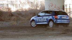 Škoda Fabia és az afró. Kispénzűek új csodafegyvere
