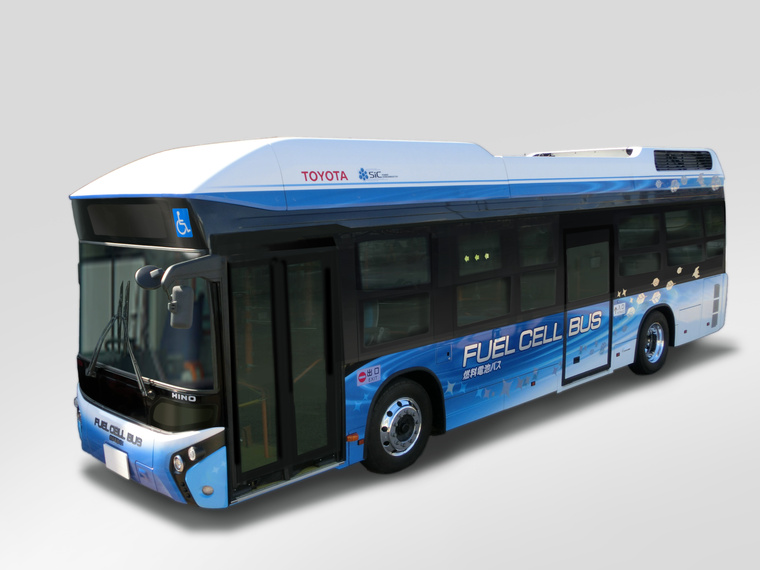 toyota fuel cell bus.2