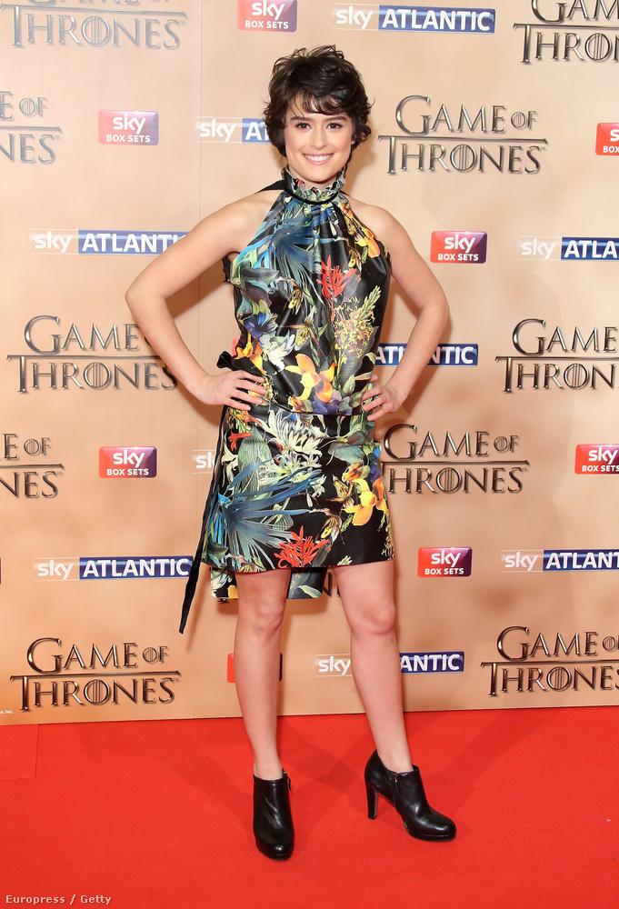 A Trónok harca ötödik évadában ő alakítja Tyene Sandet, a néhai Prince Oberyn egyik lányát