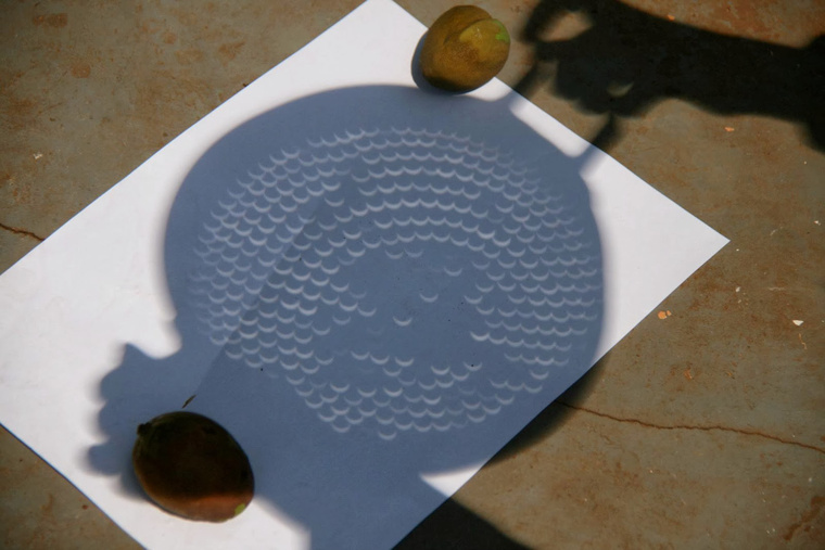 eclipse colander