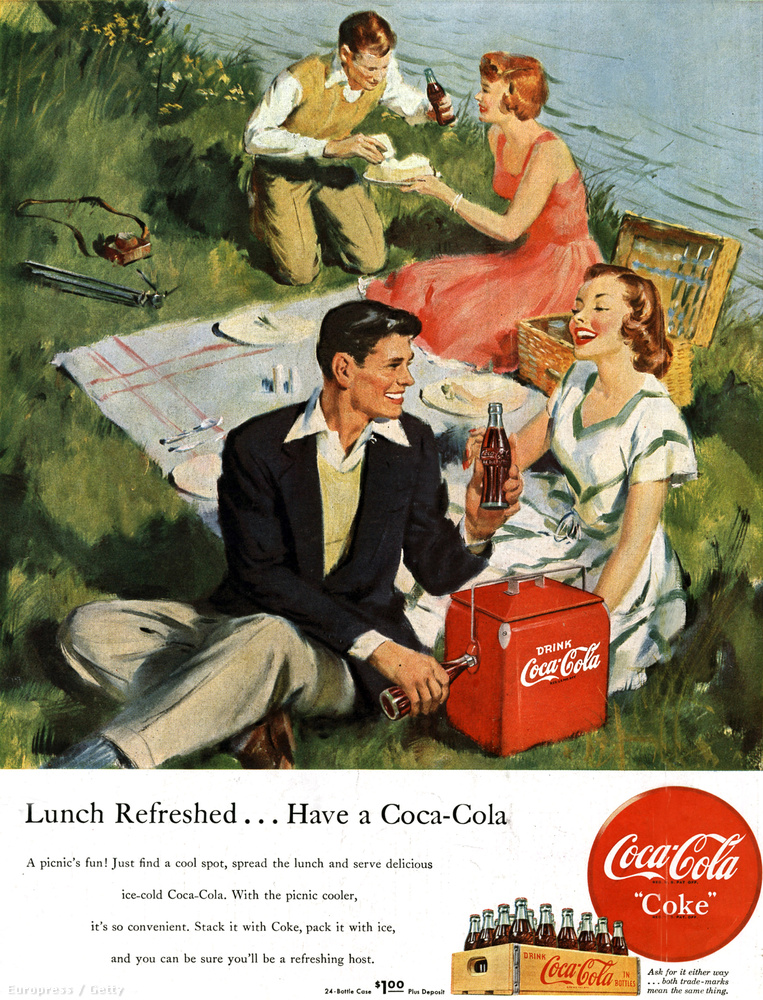 1949 - Kólareklám