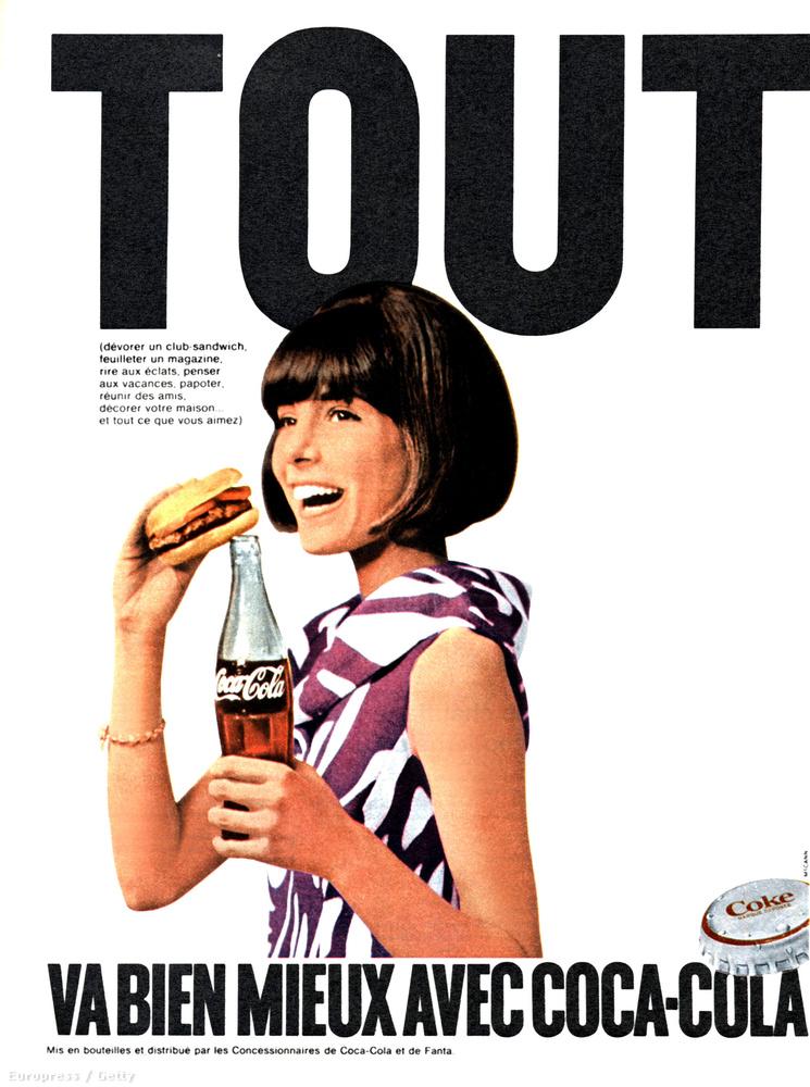 1965 - Francia kólareklám