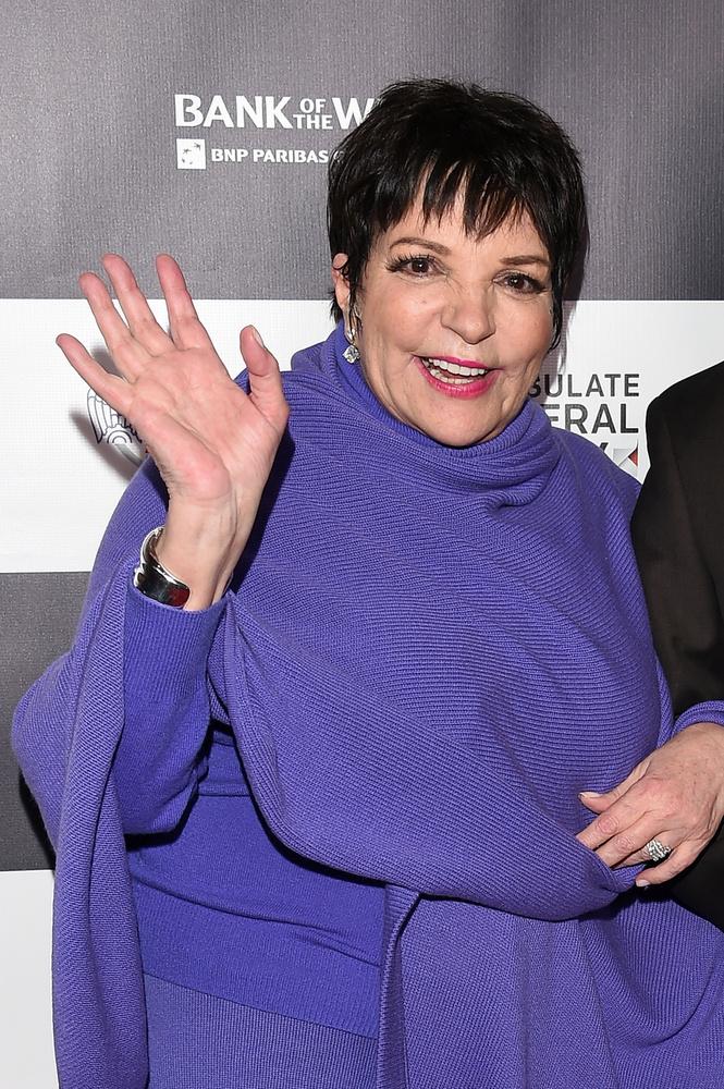 Liza Minnelli 69 évesen próbálkozik leszokni, és a sajtósa szerint erre minden esélye meg is van