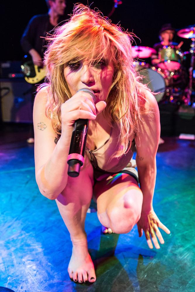 Courtney Love szintén a nagy rehabosok közé tartozik