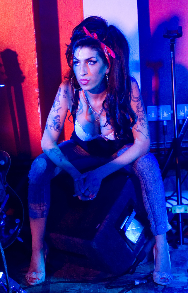Amy Winehouse nem egyszer próbált leszokni, de nem sikerült neki