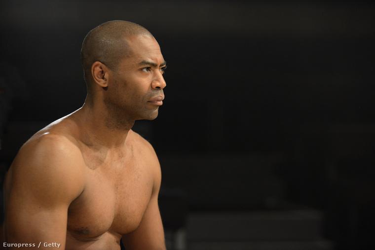 Nicholas Pinnock a The Royale című darabban bokszolót alakít