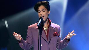 Kétezer kiadatlan Prince-dalt leltek a sufniban