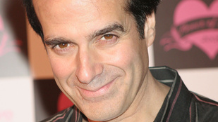David Copperfield új trükkje a házáztatás