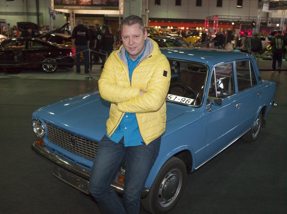 Bessenyey Zoltán / Budapest                                            Lada 1200s 1981
