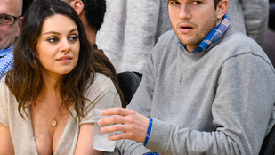 Bréking: Mila Kunis és Asthon Kutcher házasok!