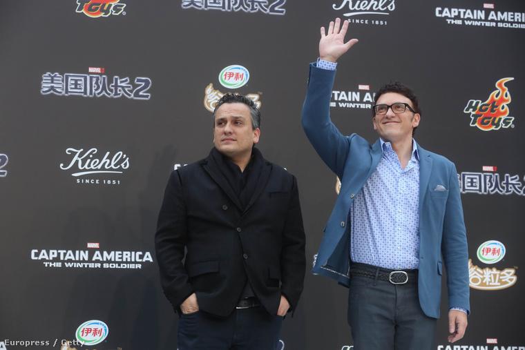 Anthony és Joe Russo
