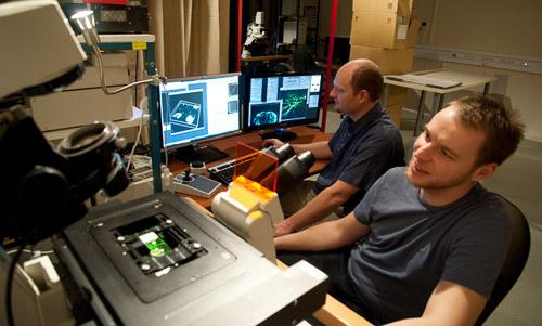 A szuperrezolúciós mikroszkóp
