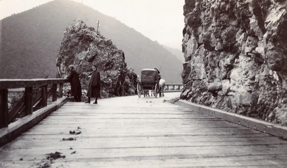 A Vrbas folyó völgye.