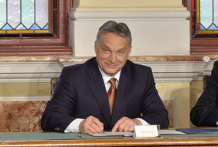 Orbán Viktor Sopronban