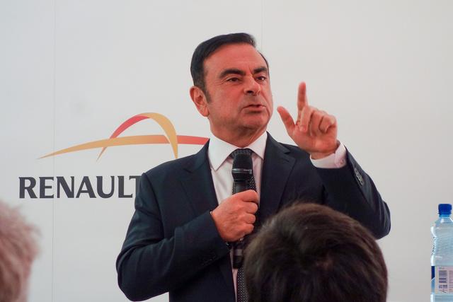 Ghosn, az autóipar rakenroll sztárja