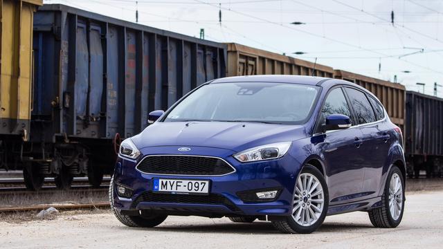 A Fordnak sikerült az a kunszt, hogy az egységes arculat ellenére elsőre meg lehet különböztetni a modelleket