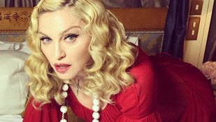 Madonna összevissza beszél