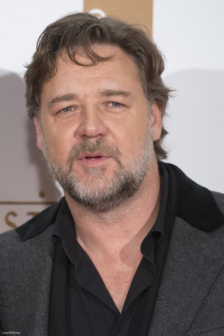 A madridi premieren Russell Crowe finoman szólva sem a legjobb formáját mutatta.