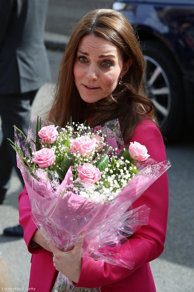 De mielőtt elbúcsúzna Katalintól, nézze meg ezt a csodálatos pofavágást!