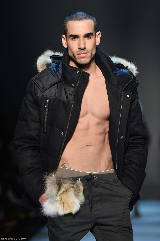 Békében folyt a The Wild North nevű cég divatbemutatója Torontóban...