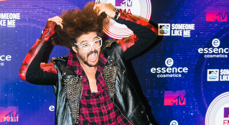 Redfoo a 2014-es MTV Europe Music Awardson