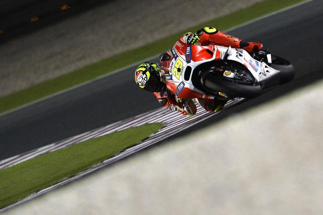 Iannone és a Ducati