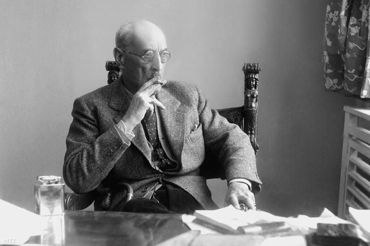 Károlyi Mihály a 1940-es években