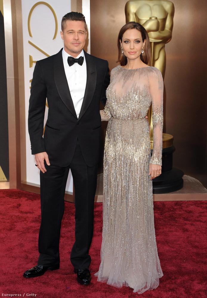 De az egészben az a zseniális, hogy Pitt Jolie-ra is hasonlít