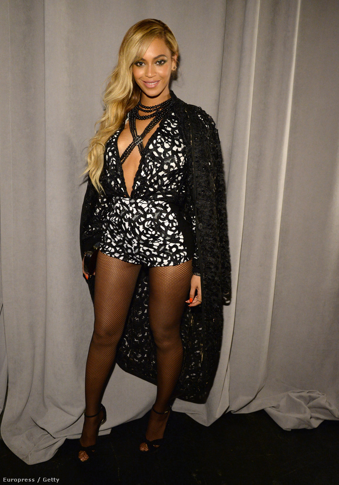 Beyoncé így érkezett a férje eseményére.