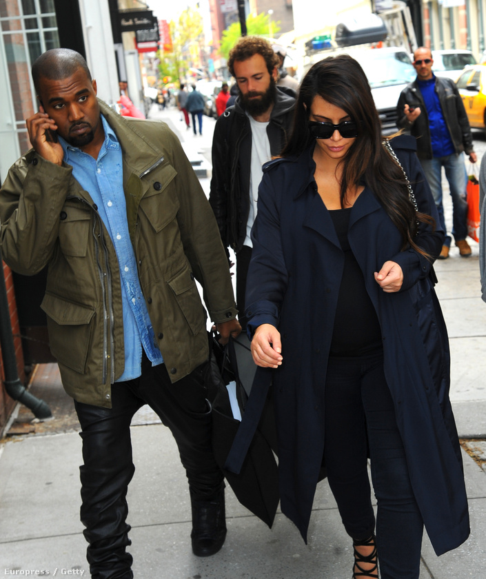 Összejött Kanye Westtel