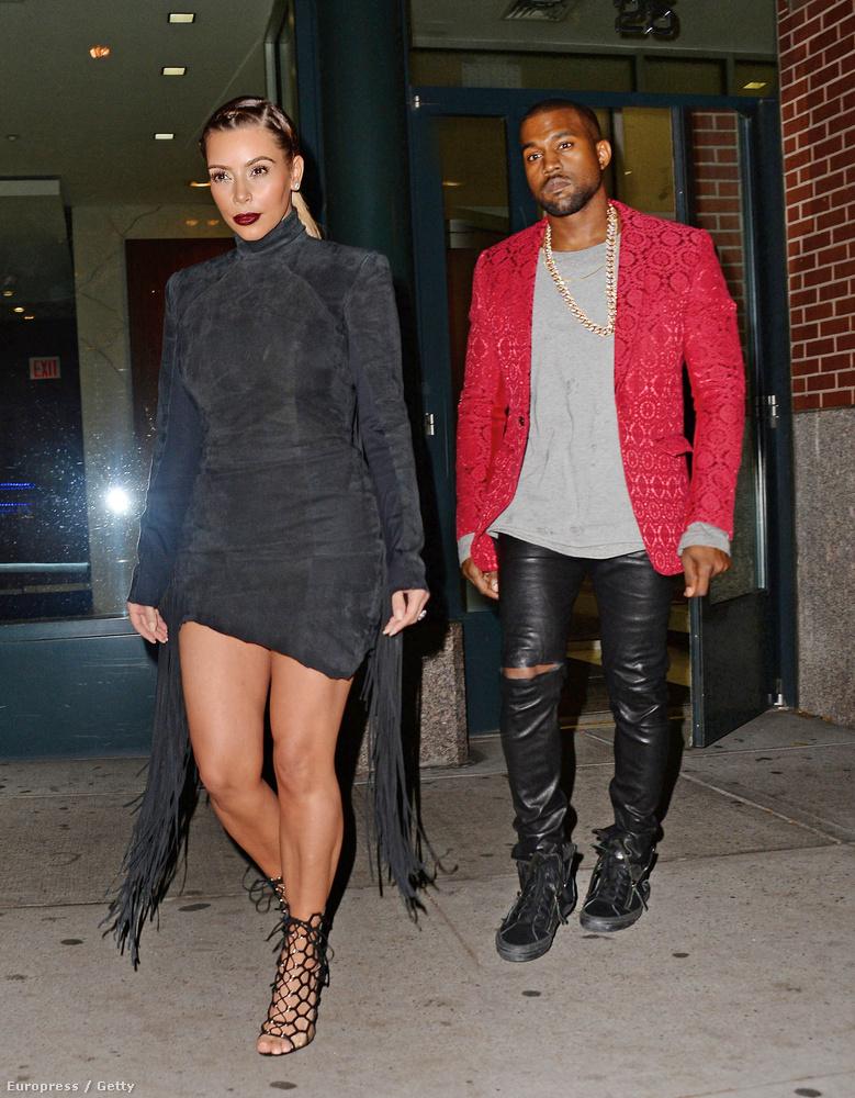 Emiatt az egész világ azt hihette, hogy Kardashian mosolyát a rapper tüntette el, DE NEM!