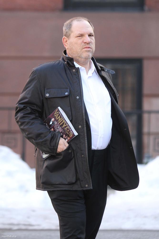 Harvey Weinstein számos Tarantino-film producere volt, de egy rakás más film kötődik a nevéhez