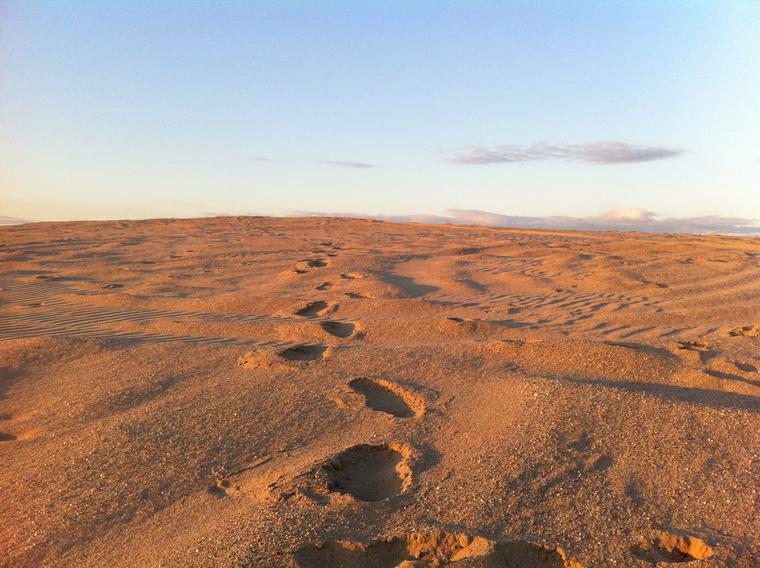 A Fóti-sivatag