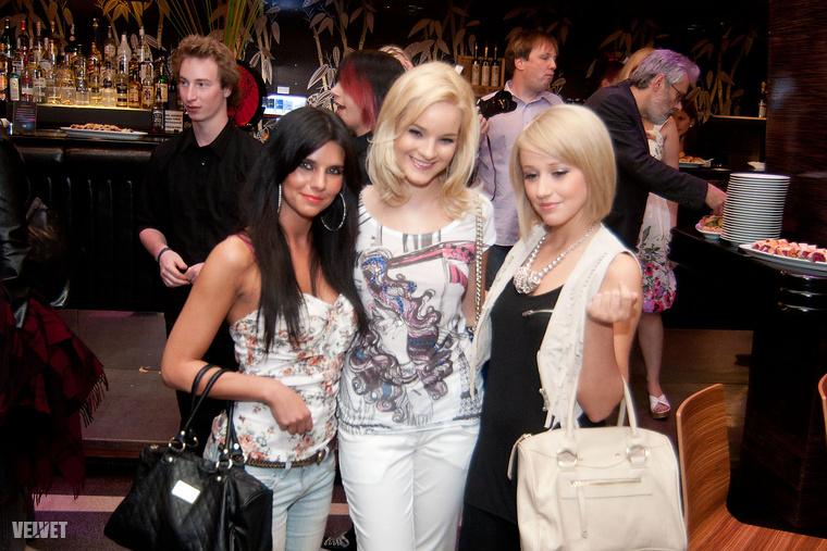 Az év 2011, képünkön UltraPop Szandi, Rami és Barbee