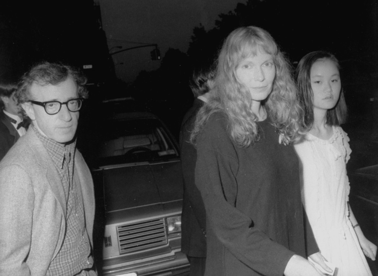 Woody Allen, MIa Farrow és Soon-Yi