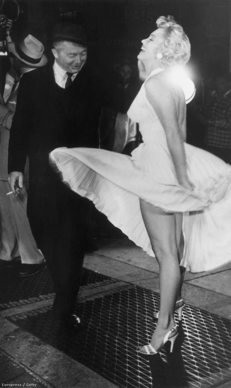 Vagy Marilyn Monroe-nak 1955-ben
