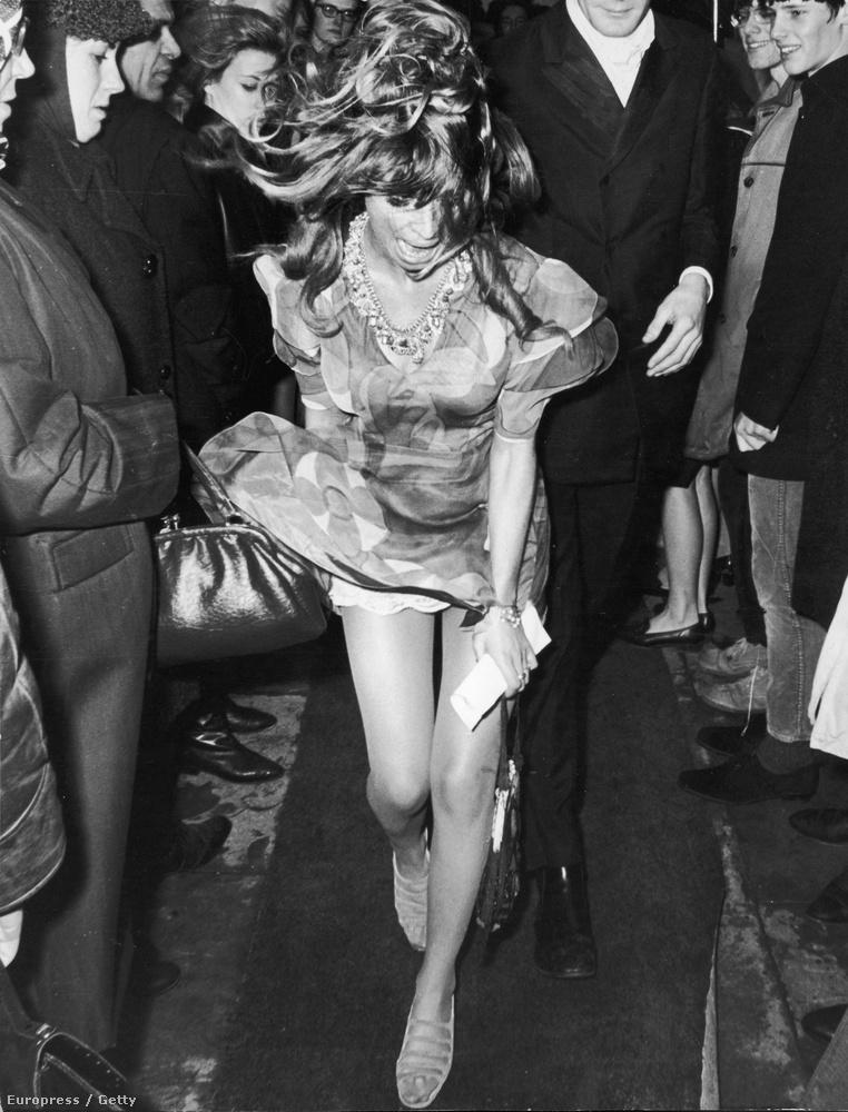 Julie Christie 1967-ben próbált nem villantani.